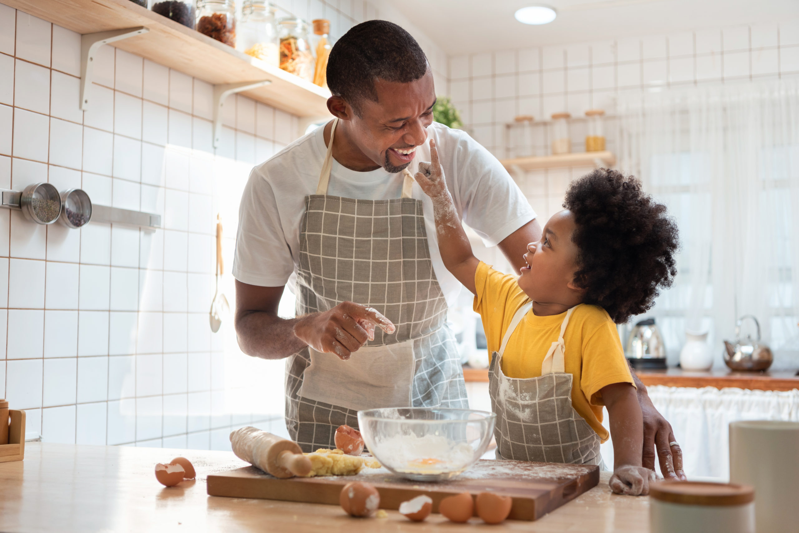 Family Fun: National Bake for Family Fun Month